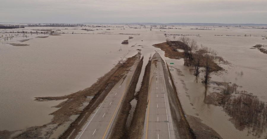 'Only God Can Do That': How Nebraskans Are Reconciling Faith and Flooding
