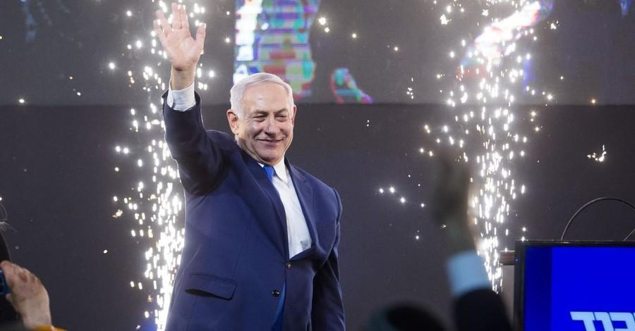 Israeli Prime Minister Benjamin Netanyahu Wins Re-Election despite Pending Criminal Indictment