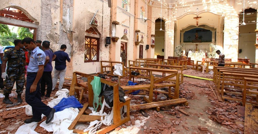 Nearly 300 People Dead after Suicide Bombers Strike Churches and Hotels across Sri Lanka in Easter Sunday Attack