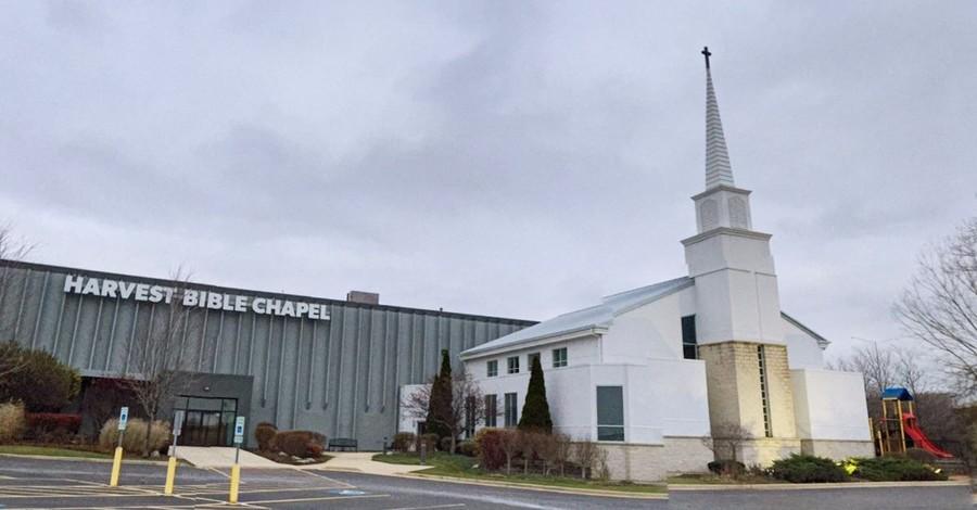 ECFA Ousts Chicago-Area Megachurch Harvest Bible Chapel