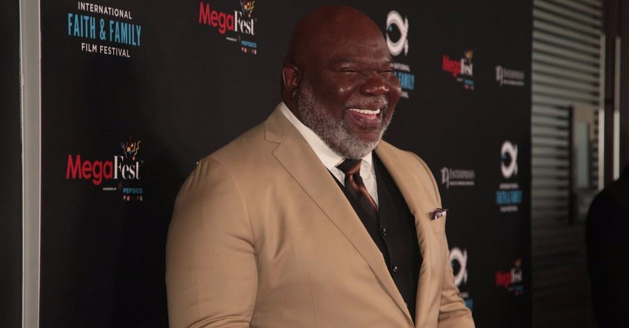 Pastor T.D. Jakes Shares Why Periods of Pressure Can Lead to Spiritual Growth