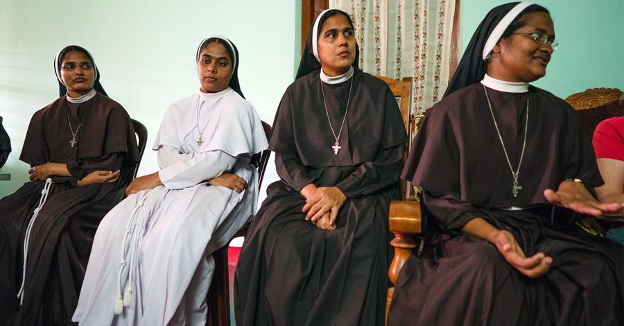 In India, Charges against a Catholic Bishop a Victory for Abused Nuns