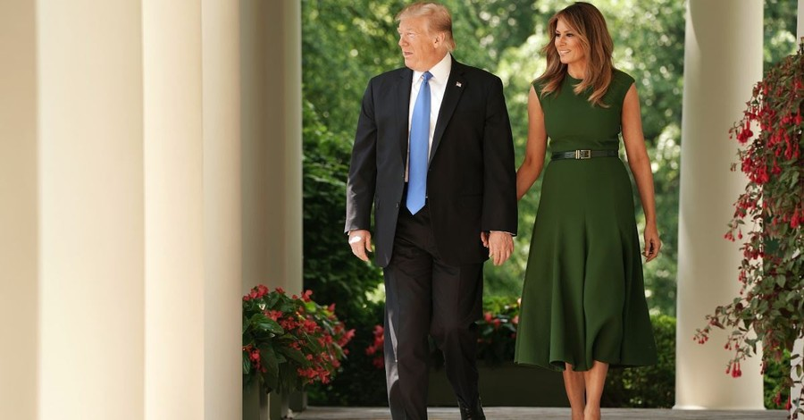 White House Hosts National Day of Prayer Service for the Third Year in a Row
