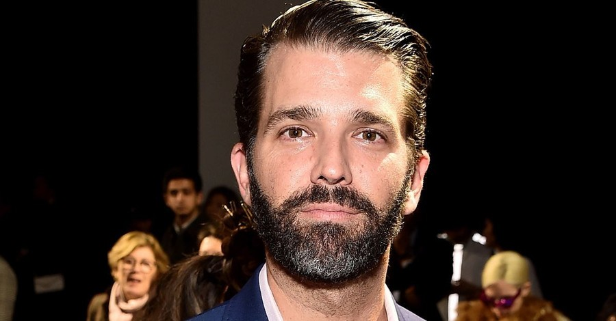 'His Mother Should Have Aborted Him,' Ala. Dem. Says of Trump Jr.