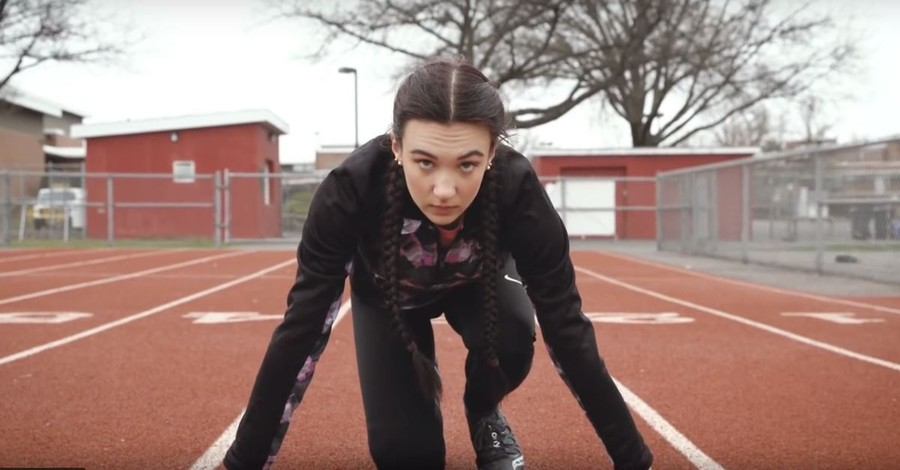 'No One Thinks it's Fair,' Girl Track Star Says after Losing to Transgender Athletes