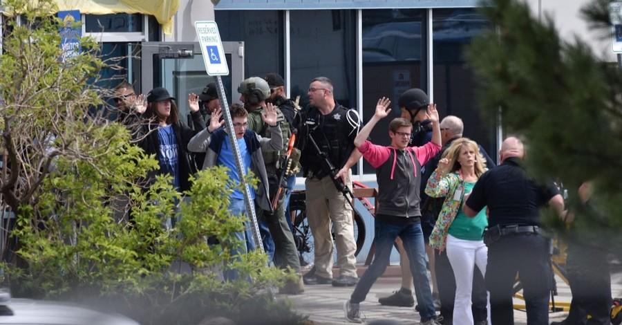 Two in Custody after Colorado School Shooting Leaves 1 Dead, 8 Injured