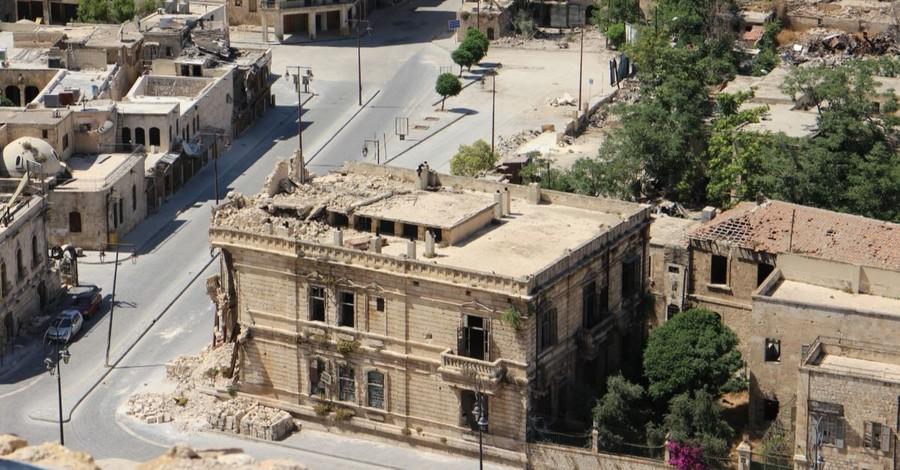 Five Christian Children Killed in Rocket Attack in Syria