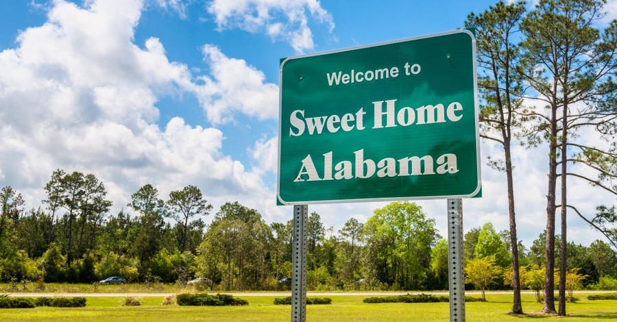 Alabama's Near-Total Abortion Ban Signed into Law