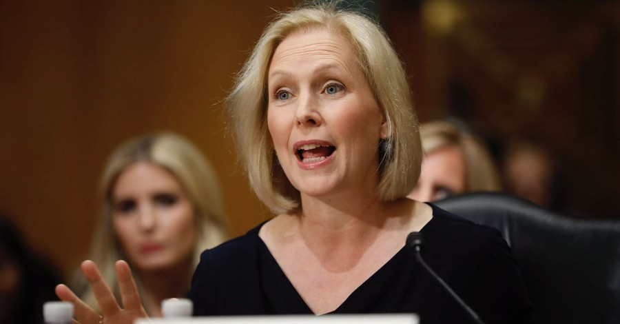 Kirsten Gillibrand: Anti-Abortion Laws Are 'against Christian Faith'