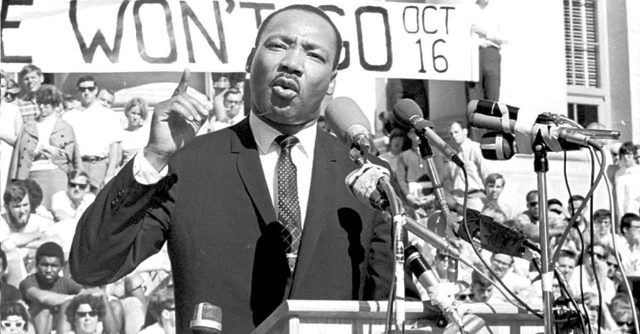 Martin Luther King, Jr.'s Legacy Called into Question over 'Sordid' FBI Files