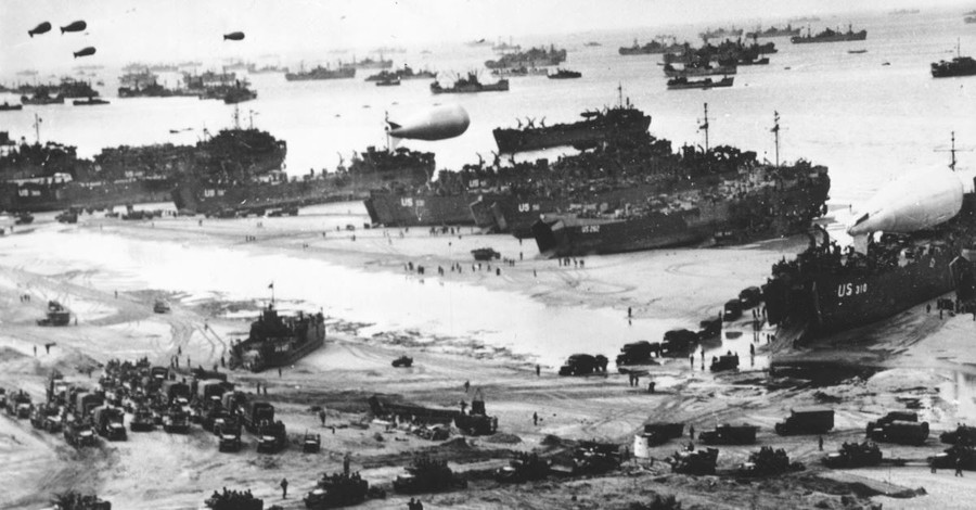 """The Spiritual Battle on D-Day: """"This Great and Valiant Struggle"""""""