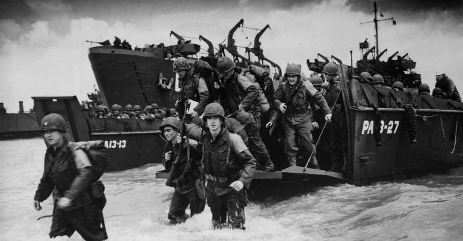 A Teenager's Suicide and the Bravery of D-Day: Finding a Cause Worth Our Lives