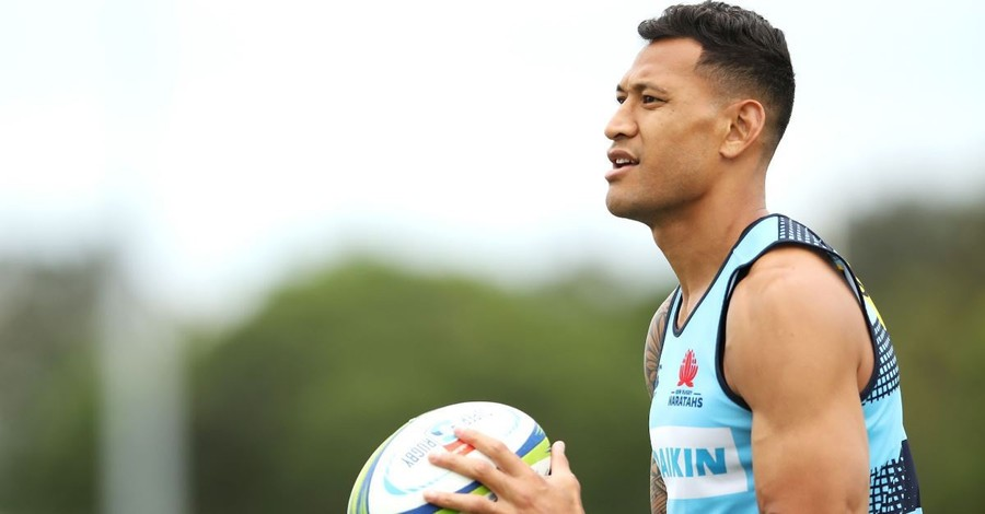 Former Rugby Player Files Religious Discrimination Suit after Being Fired over Expressing His Christian Views