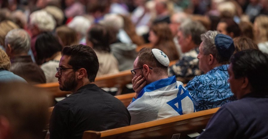 """Rabbi Wounded in April Shooting Tells UN: Anti-Semitism Is a """"Problem for the World"""""""