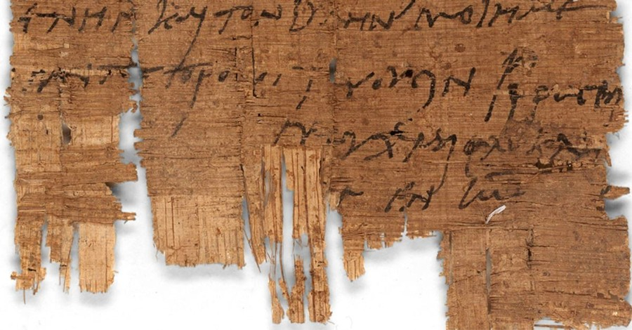 1,700-Year-Old Christian Letter Uncovered – Oldest Outside of the Bible