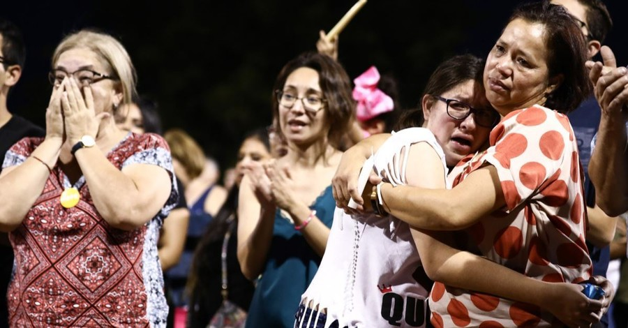 Two Mass Shootings in Less than 24 Hours Leave 29 Dead, 53 Injured