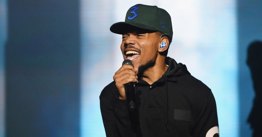 Chance the Rapper Says His Wife's Decision to Remain Celibate, Get Baptized Changed His Life Too