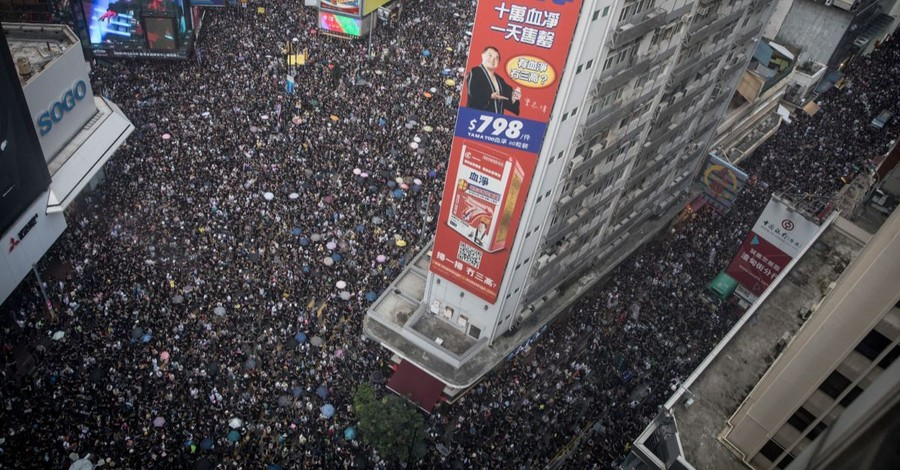 Unprecedented Protests in Hong Kong and Moscow: How to Unleash the Power of True Community