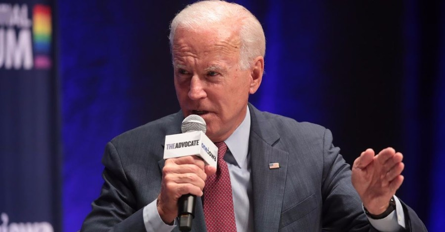 Biden Backs Nationwide Ban on Conversion Therapy at LGBT Forum