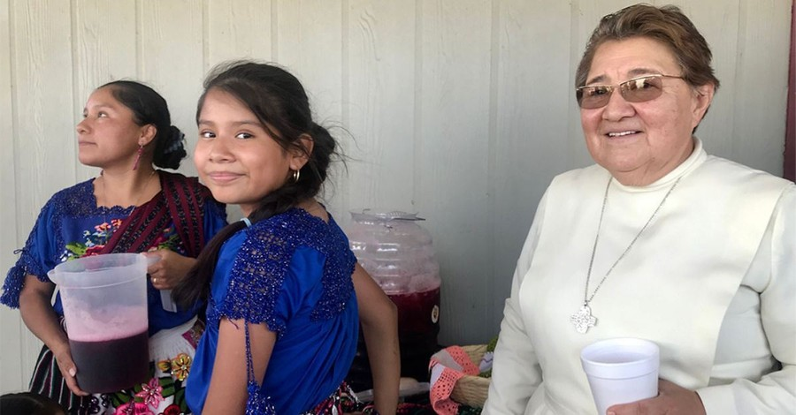 In California's Coachella Valley, Catholic Church Ministers to Indigenous Purépechas