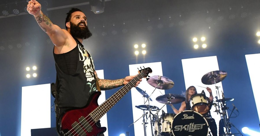 Newest WWE Theme Song Is Christian Band Skillet's 'Legendary'