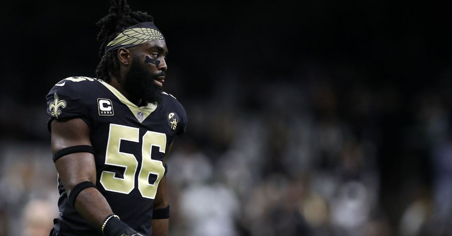 NFL Player Fined for Wearing 'Man of God' Headband: The Key to Transformative Courage