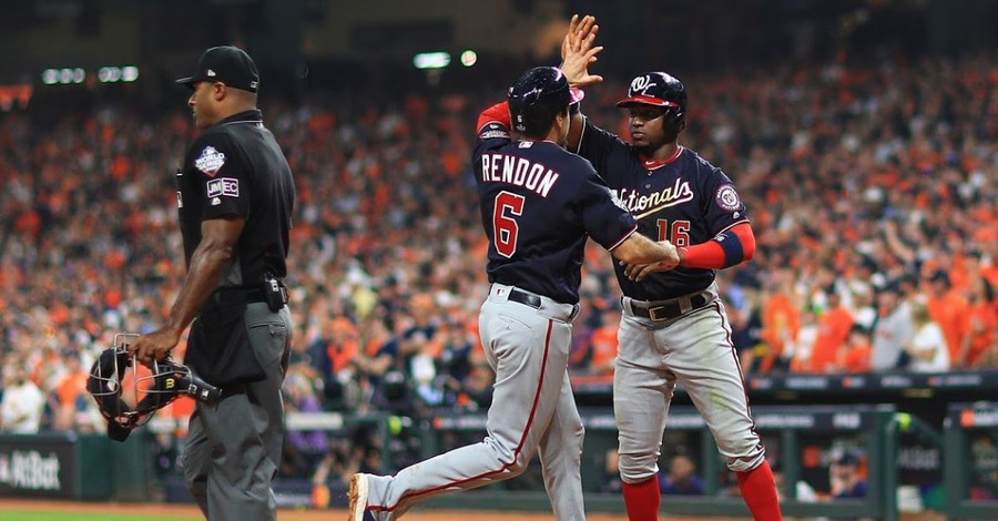 The Nationals' Anthony Rendon, Juan Soto, Victor Robles Share How God Influences Their Lives on and off the Baseball Field