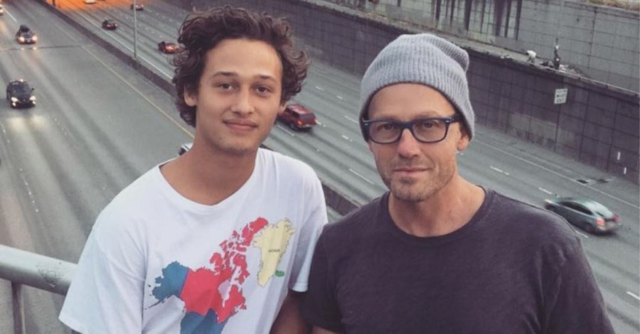 TobyMac Releases Gut-Wrenching Statement Following the Death of His 21-Year-Old Son