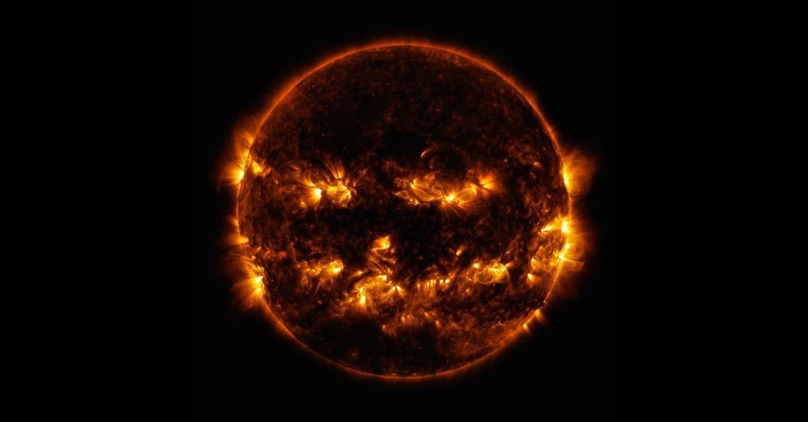 A Colossal Flaming Jack-O'-Lantern in the Sky: Explaining Ghosts and Living by Transforming Truth