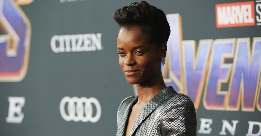 'Black Panther' Star Calls Out Journalists for Removing Her Faith from Interviews