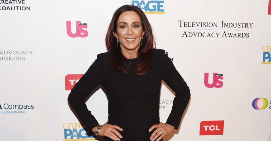 Patricia Heaton Encourages Kayne West to Maintain His Faith despite Ridicule