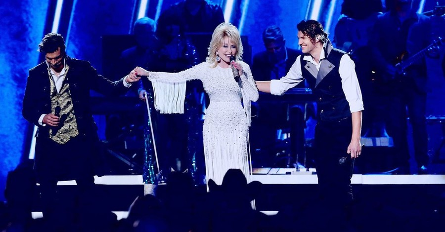 Dolly Parton, For King and Country Version of 'God Only Knows' Is Nominated for a Grammy