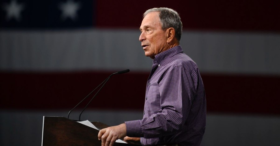 Bloomberg's Foundation Gave More than $13 Million to Planned Parenthood