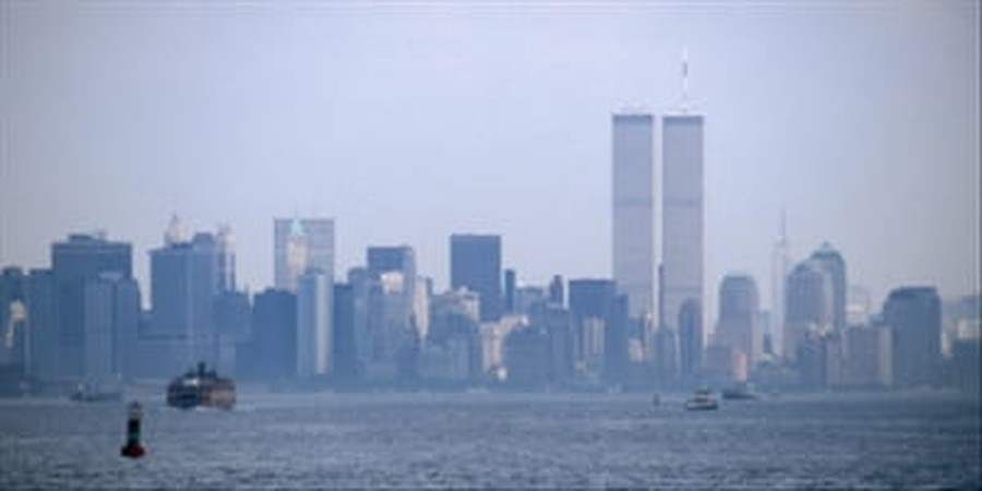 Remembering the Morning of Tuesday, 9/11/01