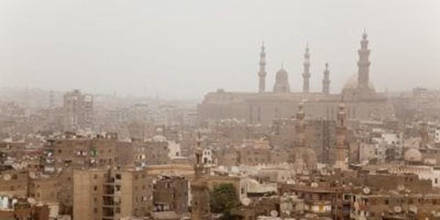 Christian Blogger: Egypt on the Edge of a Volcano