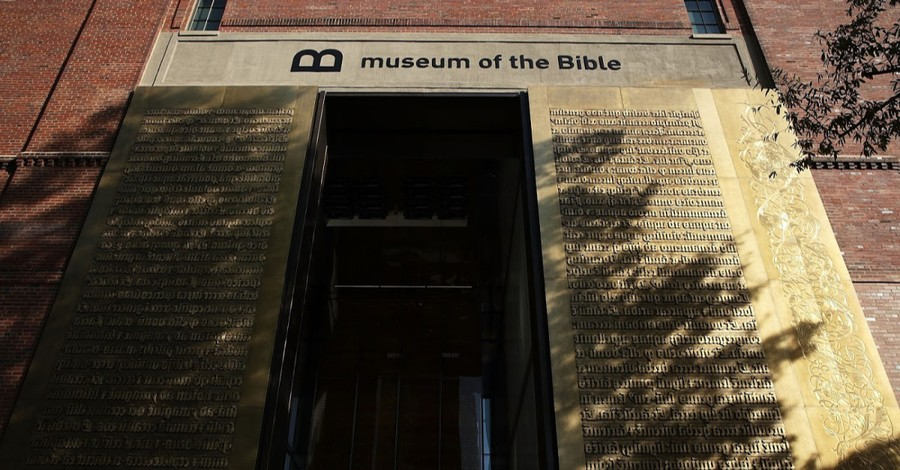 Museum of the Bible, Oklahoma Christian University Reveal New Collection