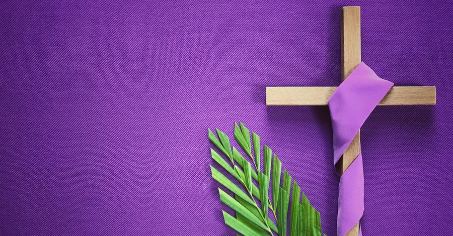 A Holy Monday Invitation to the Cleansing Power of Jesus