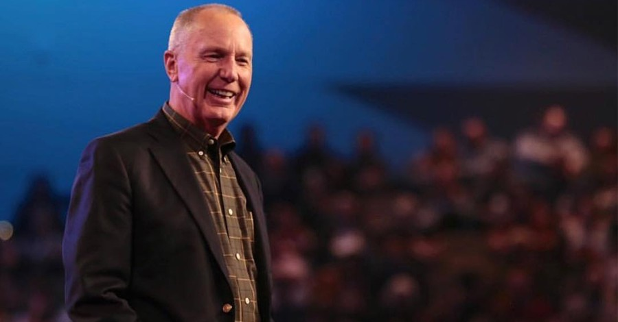 National Cathedral Criticized for Inviting Max Lucado Because He Opposes Same-Sex Marriage