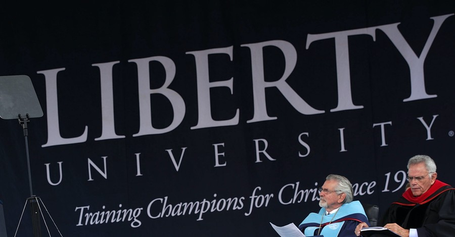 Acting Liberty University President Issues Apology following Large Snowball Fight That Defied COVID-19 Regulations