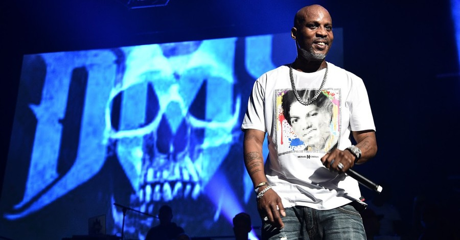DMX on stage, DMX takes to Instagram to encourage his followers to read the Bible