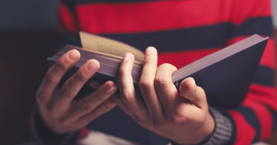 Reading the Bible, Turing to the Lord when you are fearful