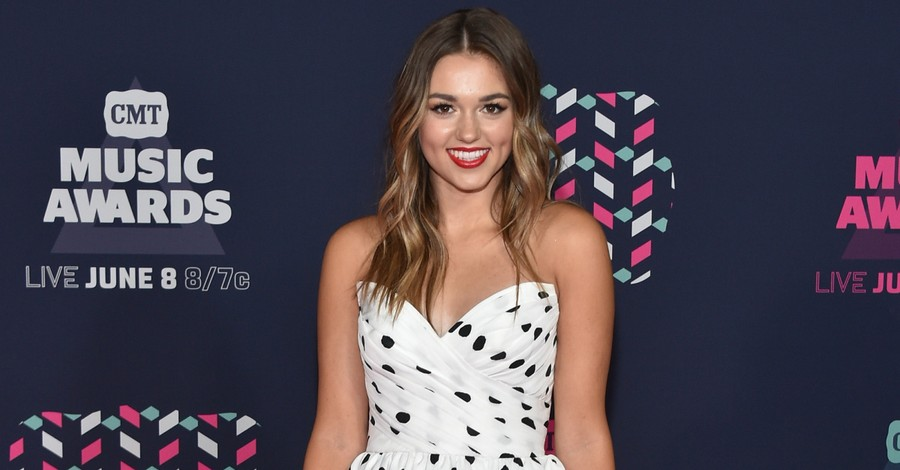 Sadie Robertson, Robertson shares that God wants us to be alive not just live