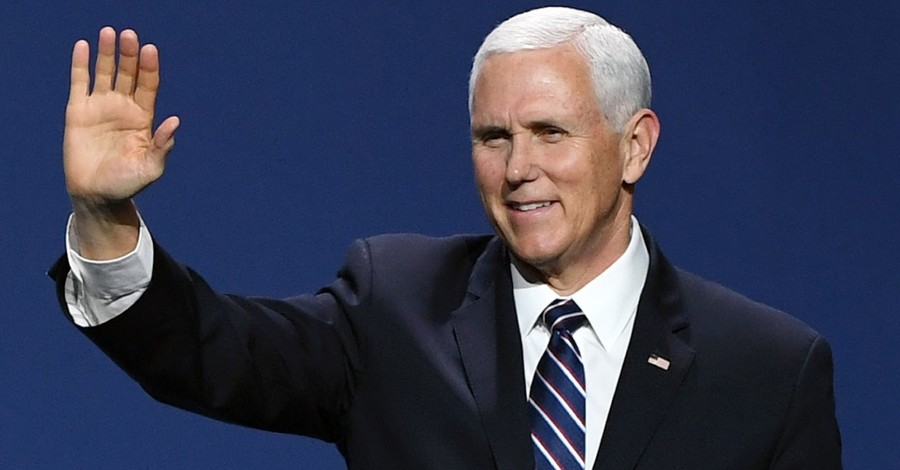 mike pence, Pence encourages everyone to continue to pray for those fighting the coronavirus