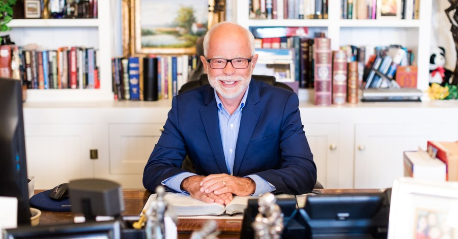 Jim Bakker, Bakker is recovering at home after suffering from a stroke