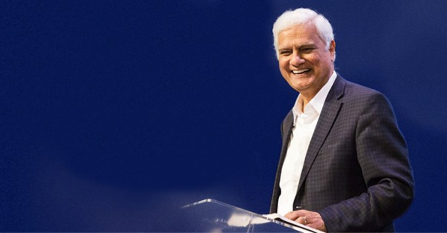Ravi Zacharias, thanks for letting us think