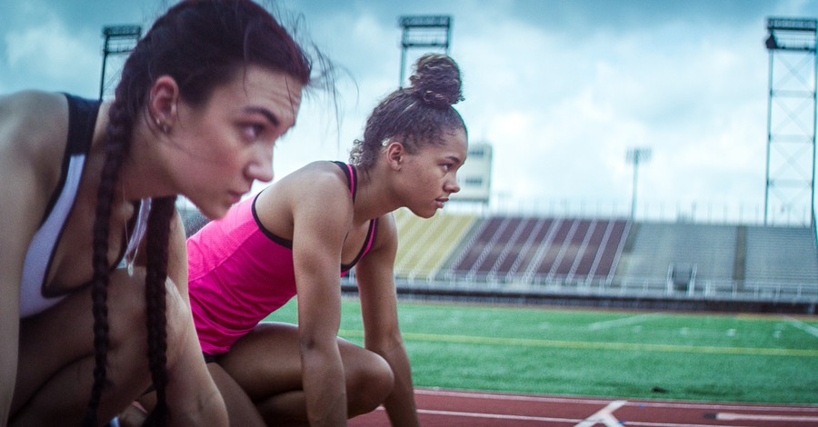 Two Connecticut female track runners, The DOE decides transgender girls cannot compete in girls sports
