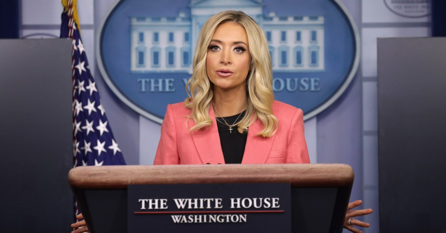 Kayleigh McEnany, McEnany shares about her faith