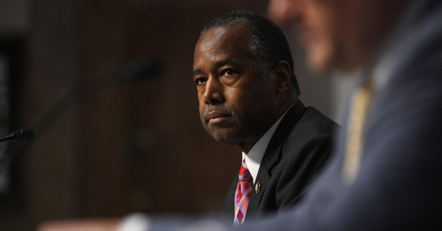 Ben Carson, Carson urges Americans not to be so sensitive