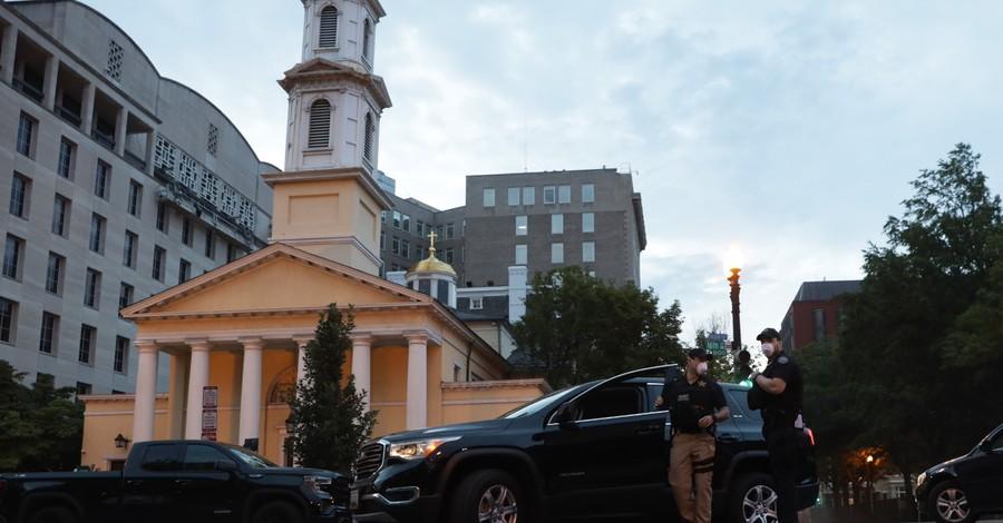 St. John's Church, St. John's church targeted again