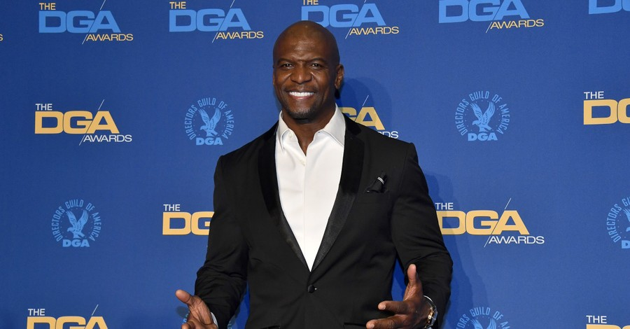 Terry Crews, Crews faces backlash for issuing a warning about the extreme views hidden within the Black Lives Matter movement